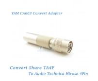 order---2019.10.9 order 10pcs CA603 Convert adapter