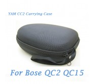 YAM CC2 Carrying Case for Bose QC2 QC15 AE Headphones
