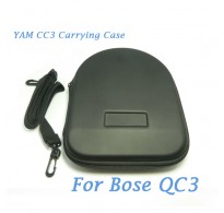 YAM CC3 Carrying Case for Bose QuietComfort 3 QC3 Headphones