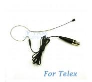 YAM Black EM1-C4TE Earset Microphone For Telex Wireless Microphone