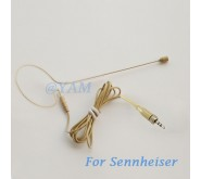 YAM Beige EM1-C4SE Earset Microphone For Sennheiser Wireless Microphone