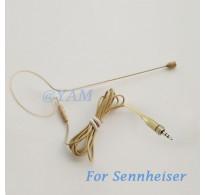 YAM Beige EM1-C4SE Earset Microphone For Sennheiser Wireless Microphone