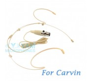 YAM Beige HM5-C4C Headset Microphone For Carvin Wireless Microphone