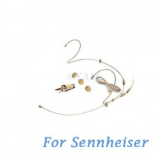 YAM Beige HM6-C4SE Earset Microphone For Sennheiser Wireless Microphone