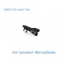 YAM LC20 Microphone Lapel Tie Clip For Lavalier Lapel Mic