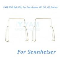 YAM BD2 Belt Clip For Sennheiser G1 G2 G3 SK EK Wireless Series