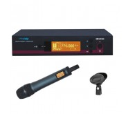 YAM EM100 G3 Handheld Wireless Microphone System