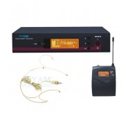 YAM EM100 G3 Headset Wireless Microphone System