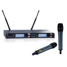 YAM EM2000 Dual Handheld Wireless Microphone System