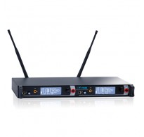 YAM EM2000 Dual Headset Wireless Microphone System