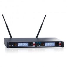 YAM EM2000 Dual Headset Wireless Microphone System