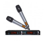 YAM EM5000 Dual Handheld Wireless Microphone System
