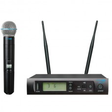 YAM WM200 Handheld Wireless Microphone System