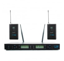 YAM WM2000 Dual Headset Wireless Microphone System