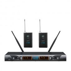 YAM WM4000 Dual Headset Wireless Microphone System