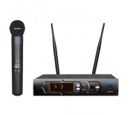 YAM WM400 Handheld Wireless Microphone System