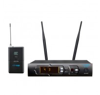 YAM WM400 Lavalier Wireless Microphone System